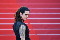 Asia Argento. She is considering leaving Italy after criticism from her compatriots for saying that Harvey Weinstein assaulted her. Credit Alberto Pizzoli/Agence France-Presse — Getty Images