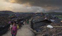 A Rohingya refugee camp in Bangladesh. Photo: Getty Images.