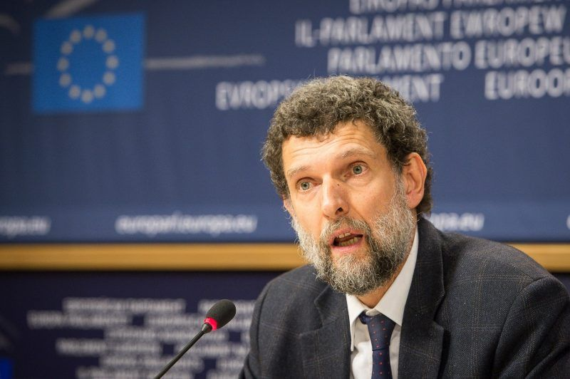 Osman Kavala in Brussels in 2014. He has been charged with trying to overthrow the Turkish government. Credit Wiktor Dabkowski/Deutsche Presse-Agentur, via Associated Press