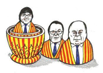 Del procés catalán y los Balcanes