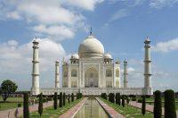 El asedio al Taj Mahal