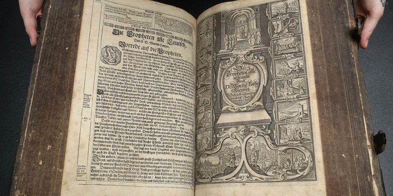 Lo que Martín Lutero puede enseñarnos sobre la disrupción tecnológica
