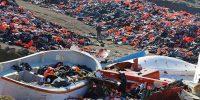 Los fantasmas de Lesbos, la desgracia de Europa