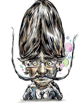 Por los bigotes de Dalí