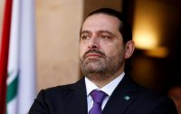 Lebanon was stunned when Prime Minister Saad Hariri, speaking from Saudi Arabia, announced his resignation. Credit Mohamed Azakir/Reuters