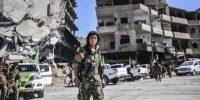 Un cauteloso regreso a Raqqa