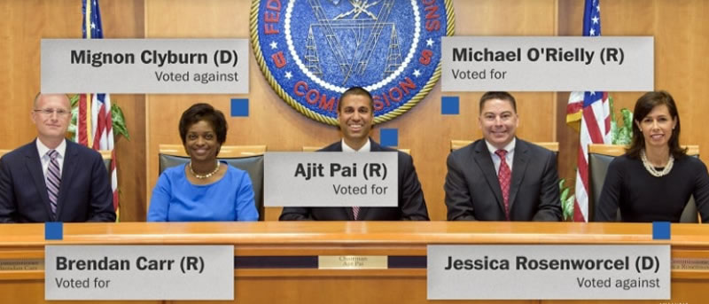 The FCC has unveiled a plan to repeal net neutrality, or the idea that Internet service providers can't block or favor websites. See what this means for you. (Jhaan Elker, Brian Fung/The Washington Post)