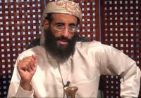 Anwar al-Awlaki in a video message in 2010. YouTube announced last month that it had taken down his lectures and sermons. Credit Site Intelligence Group, via Associated Press