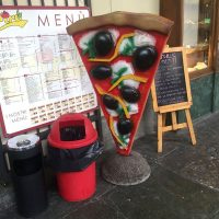 The Pizza Thought Experiment