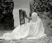 Herbert List/Magnum Photos. Herbert List: Spirit of Lycabettus XIII, Athens, Mount Lycabettus, 1937