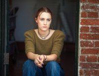 """La actriz Saoirse Ronan aparece en """"Lady Bird"""" Credit Merie Wallace/A24"""