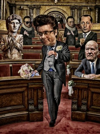 "Puigdemont, ese ""eterno novio sin arrugas"""