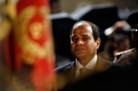 President Abdel Fattah el-Sisi of Egypt in France in October. Credit Thibault Camus/Agence France-Presse — Getty Images