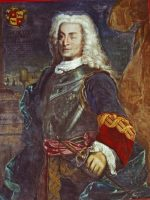 Retrato de Blas de Lezo. Museo Naval