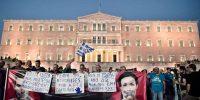 Cómo la tirita de Europa garantiza la esclavitud de Grecia