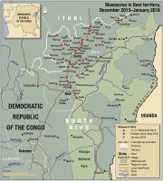 Congo Research Group, Center on International Cooperation/Mapgrafix