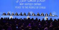 Syria: from Vienna to Sochi