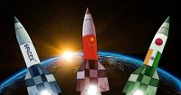 The global space race, 2.0