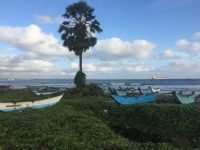 Japan and India are coordinating a plan to develop a port at Trincomalee, on Sri Lanka's eastern coast. (Jonathan Hillman)