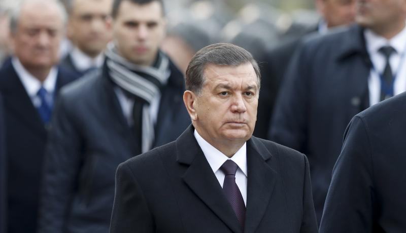 Uzbekistan's New President Steps Towards Ambitious Reform With Security Chief Sacking