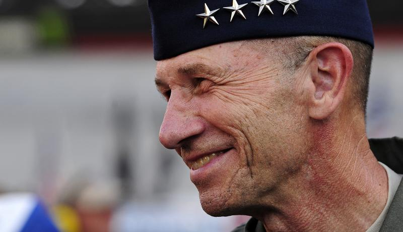 US Air Force General Mike Holmes. Photo: Getty Images