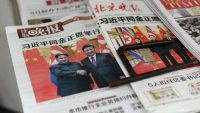 China Moves Centre Stage in Korean Peninsula Peace Efforts
