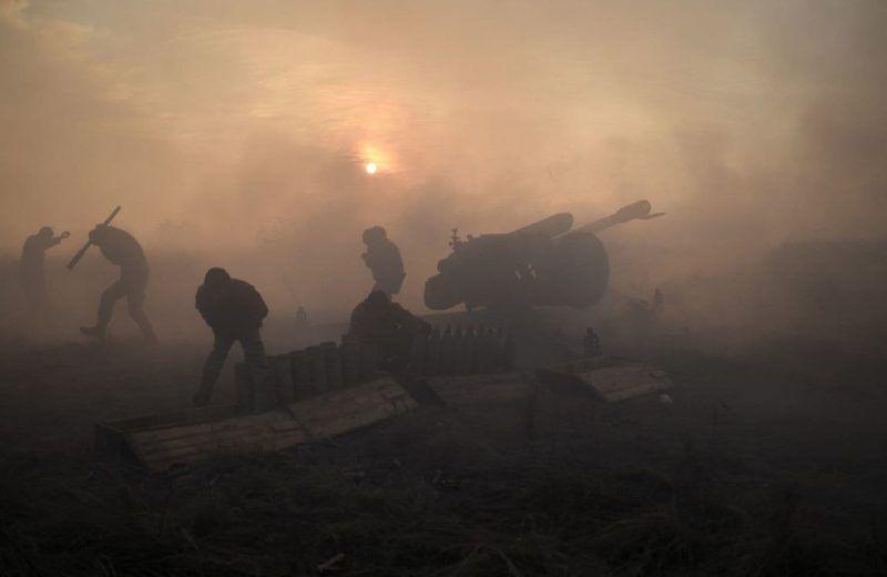 Глава ЛНР: Конфликт переходит в «горячую стадию»