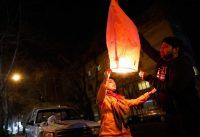 Iranians prepared for Nowruz, the Persian New Year, in Tehran last week. Credit Abedin Taherkenareh/EPA, via Shutterstock