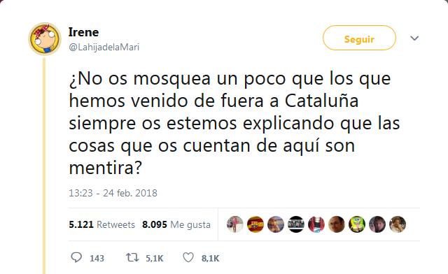 Los indepes no odian a España y otras 8 mentiras del nacionalismo