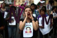 El 25 de febrero de 2018 se organizó una marcha en Ciudad de México para pedir justicia por las mujeres que han sido víctimas de violencia. Credit Edgard Garrido/Reuters
