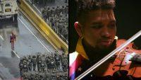 Wuilly Arteaga, un violinista contra la represión