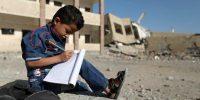 Basta de guerra contra la educación