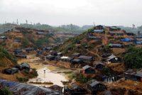 A Rohingya refugee camp in Cox's Bazar, Bangladesh.CreditCathal Mcnaughton/Reuters