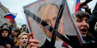 Abajo el Zar Putin