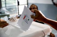 Hezbollah and its allies won a slight majority of seats in Sunday's parliamentary election in Lebanon.CreditJoseph Eid/Agence France-Presse — Getty Images