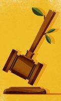 Jueces, Constitución y sentencias