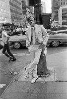 Tom Wolfe in Midtown Manhattan, in 1968.CreditSam Falk/The New York Times