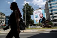 President Recep Tayyip Erdogan of Turkey faces a difficult election on June 24 as the opposition parties show surprising unity.CreditErdem Sahin/Epa-Efe, via Shutterstock.