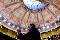 Pedro Sánchez, el nuevo presidente del Gobierno español, en el Congreso Credit Pierre-Philippe Marcou/Agence France-Presse — Getty Images