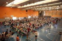 Liga de Ajedrez de los colegios de Málaga. FUNDACIÓN UNICAJA Europa Press