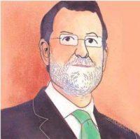 La sonrisa de Rajoy