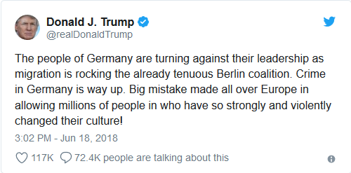 Trump Is Saving Germany's Liberals-1