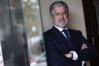 Manuel Marín, en Madrid en 2011. Álvaro García. EL PAÍS