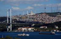 Istanbul is a bustling, diverse city, a nexus of East and West, North and South. (Murad Sezer/Reuters)