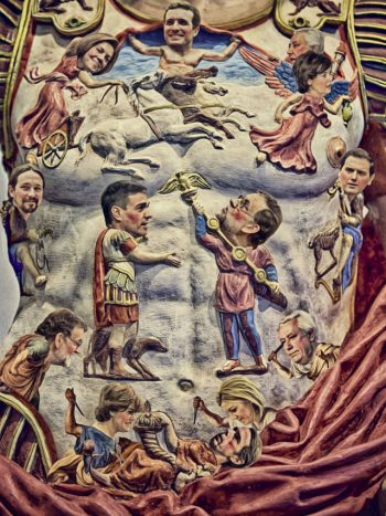 El ahijado de César reclama su mitad del mundo-2