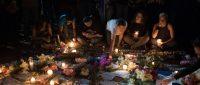 Vigilia en Managua en honor de las víctimas de la represión del Gobierno CARLOS HERRERA