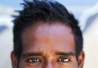 Un joven en Tijuana, México, que dice que vivió desde los 5 años en Estados Unidos antes de ser deportado Credit Mario Tama/Getty Images