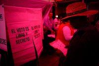 México tuvo una participación del 63 por ciento en la elección del 1 de julio. Credit Ramón Espinosa/Associated Press