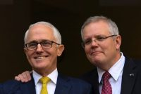 Malcolm Turnbull, left, was replaced as prime minister this week by Scott Morrison, right.CreditCreditLukas Coch/EPA, via Shutterstock