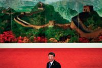 President Xi Jinping of China at the Great Hall of the People in Beijing this month.CreditCreditAndy Wong/Agence France-Presse — Getty Images